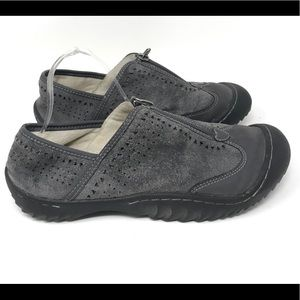 Jambu Shoes 7.5M Gray Walking Outdoors